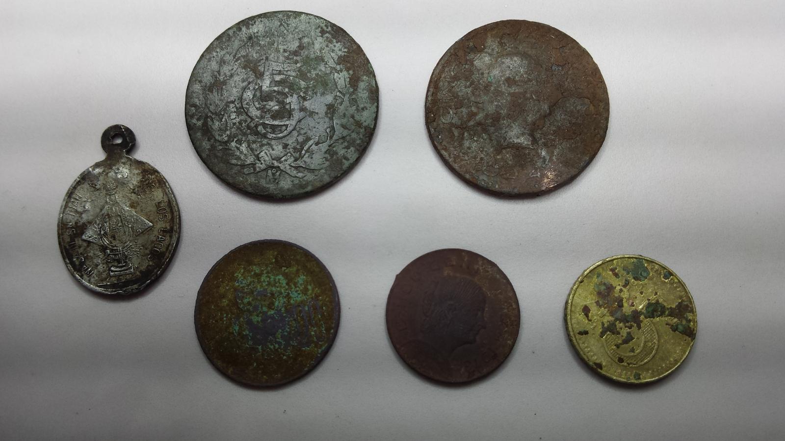 Monedeada en Puente de Calderón. Mwa9u1