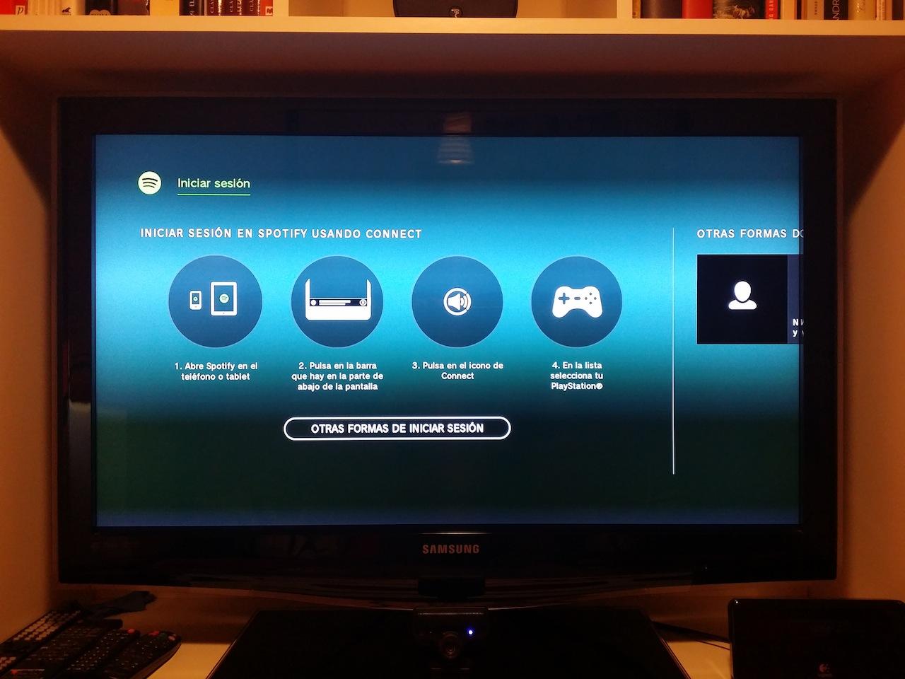 Spotify disponible para Playstation 3 y 4 No7hhu