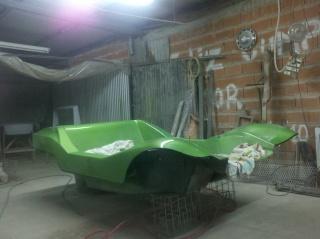 Restauración de la Manzanita, Buggy Z  Nougqs