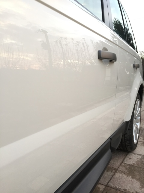A&D detailing Range Rover Sport Ourshw