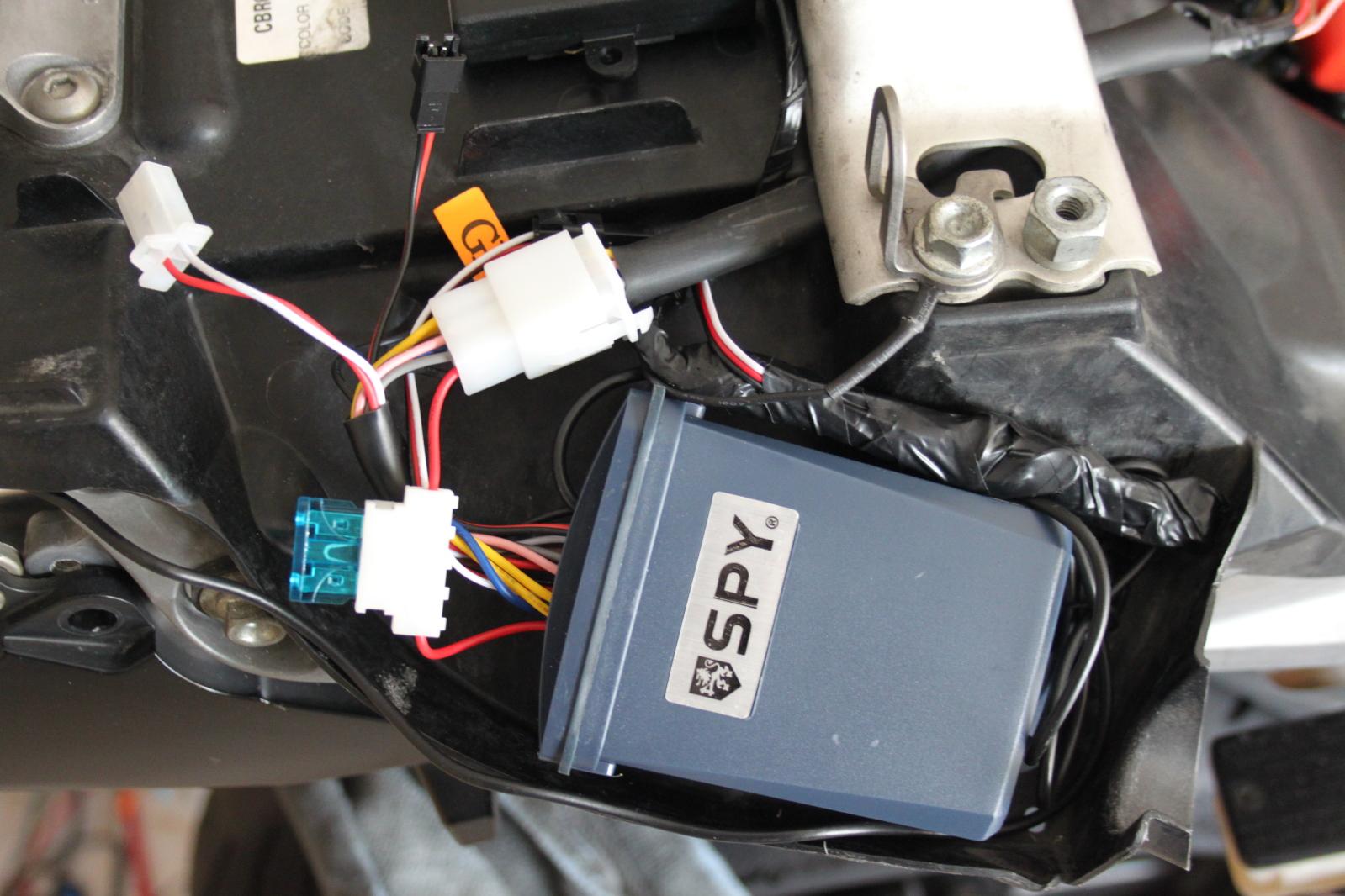 [DIY] Montagem de Alarme SPY 5000 com Corte de Combustível Qq7u9u