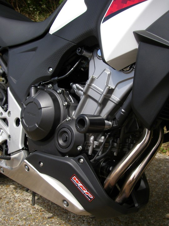Protectores de motor Qzn911