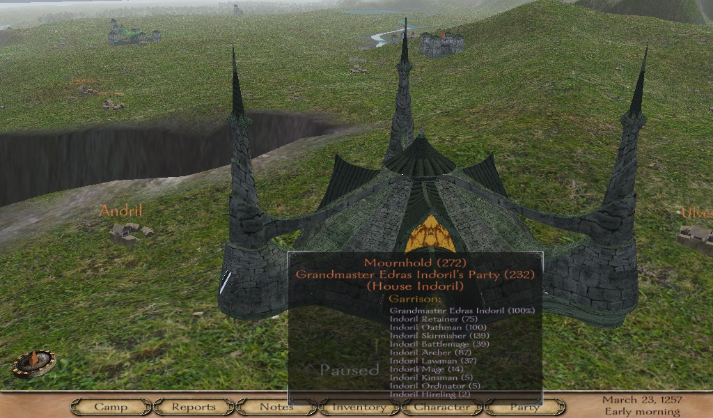 [SP][EN] Morrowind : House Wars R07fpd