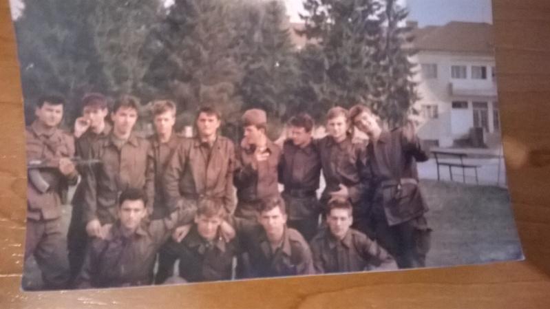 Ljubljana - Polje, kasarna 'Bratstvo i jedinstvo' 90/91 R2os4n