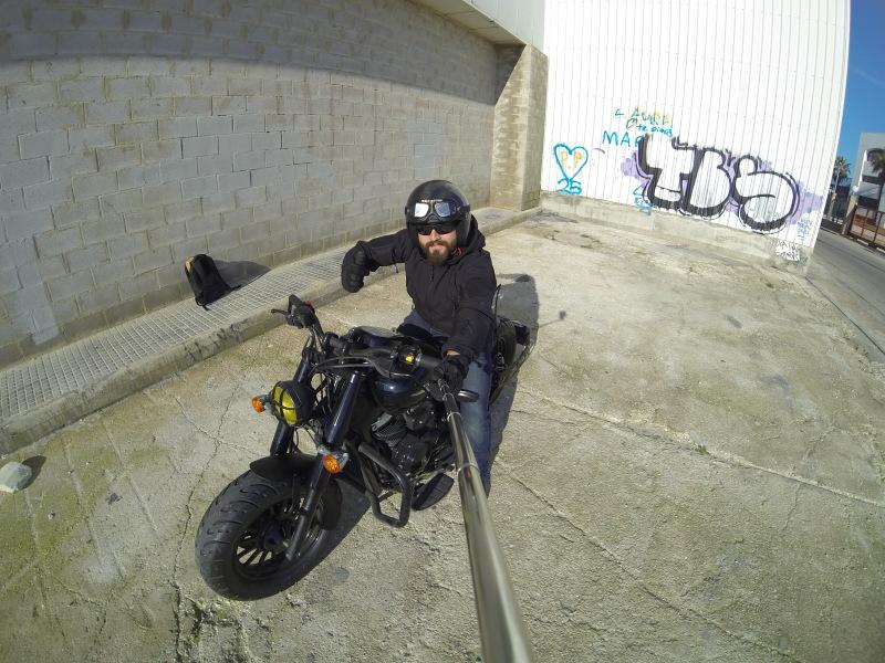 My Intruder c800 black edition bobber project Rhq1au