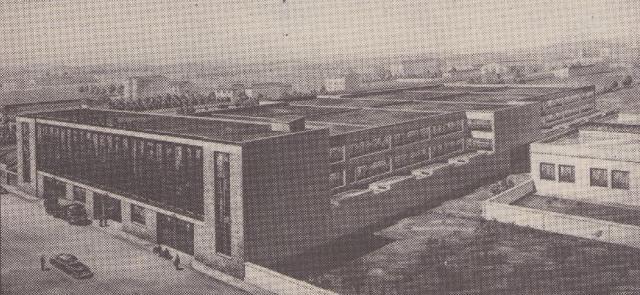 La (ex) fábrica de Torrot Rirmkp