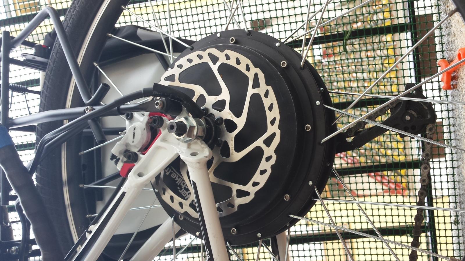 Instalación de un motor 9C con batería LifePo 60V a una BTT Trek 4900 Rjm6iw