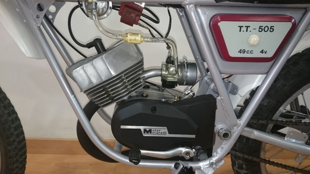 Proceso de restauración de Rieju TT 505 Rjmx5v