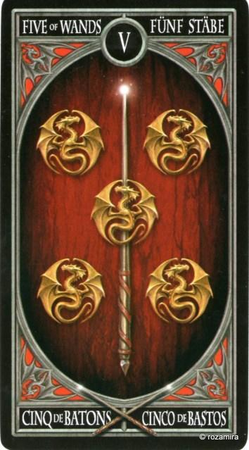 Готическое Таро Анны Стокс /Anne Stokes Gothic Tarot   (скан карт) Rlgg0w