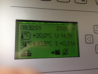 Kobling av Hengerkontakt til Hobby 2011 med Booster Rr47f9