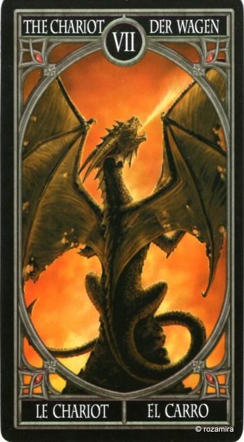 Готическое Таро Анны Стокс /Anne Stokes Gothic Tarot   (скан карт) Spf1wp