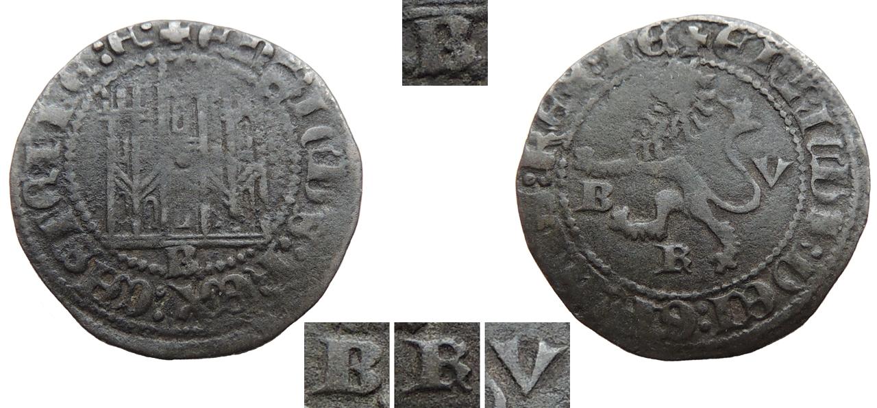 Seisén de Enrique II de Burgos (Ex colección HSA) T7jzmv