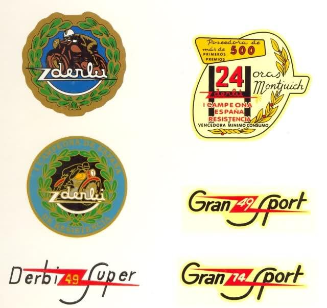 LOBITO - Derbi Gran Sport 74 * Lobito V5d6ax