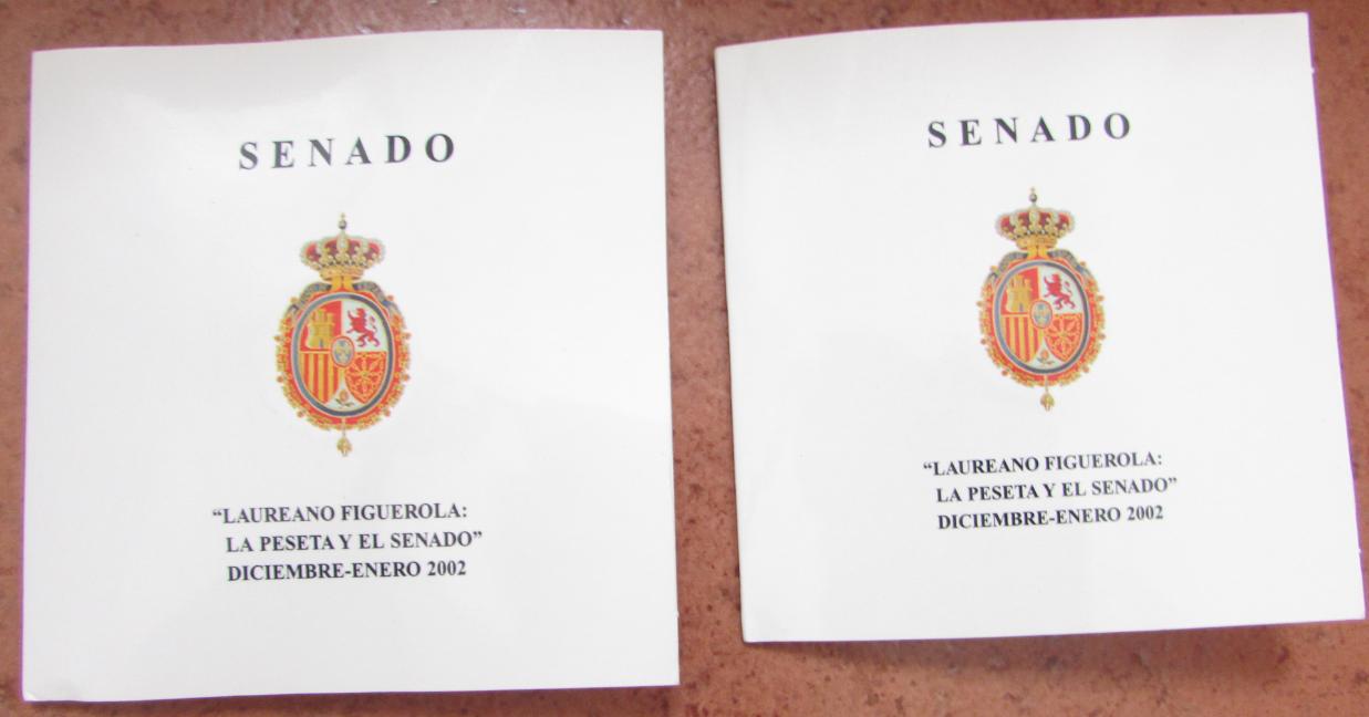 100 pesetas del 2001 dedicadas a VILLI V6ssr9