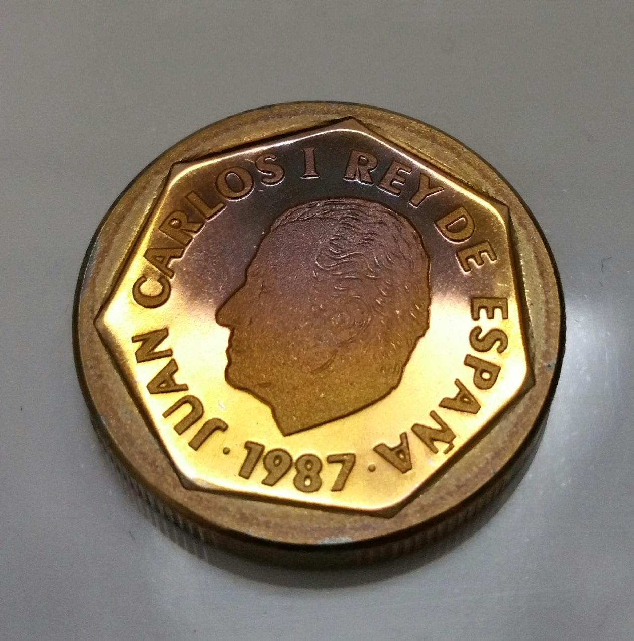 200 pesetas Juan Carlos I 1987 (serie E87) Vq15qd