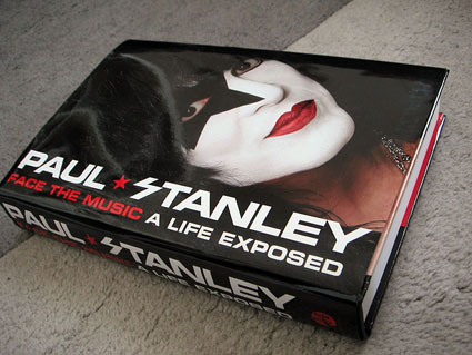 """Paul Stanley : """"Face the music: A life exposed"""" Vykqiu"""