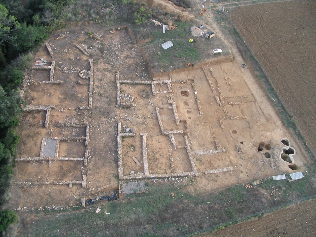Poblat Ibèric Mas Castellar Wlrghd