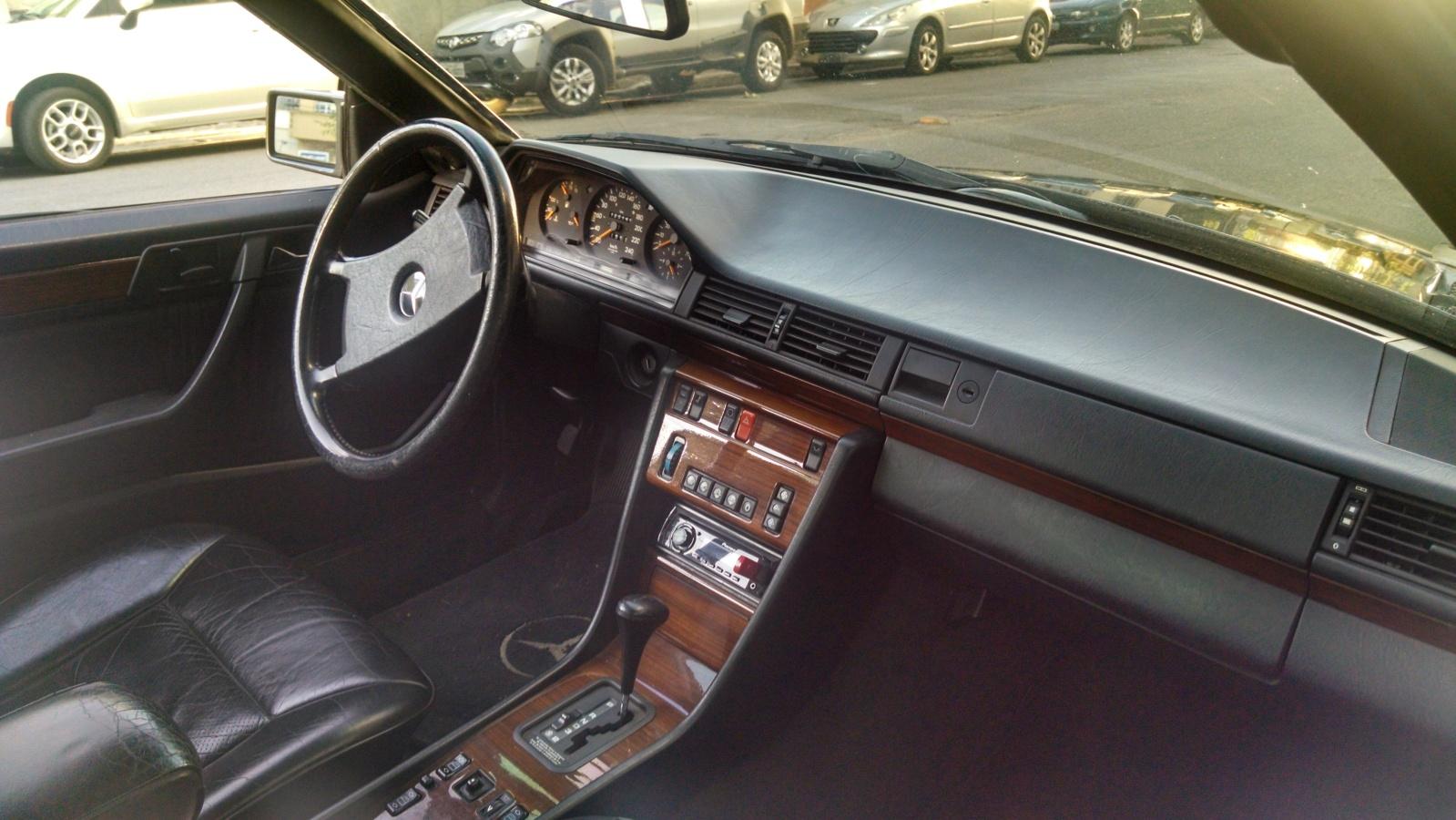 C124 300CE Coupe 1991 R$ 33.000,00 Wt64hv