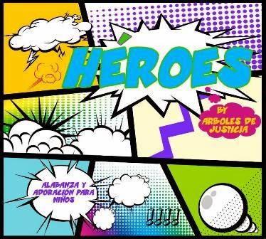 Arboles De Justicia  (Héroes) Album 2015. Wvbwao