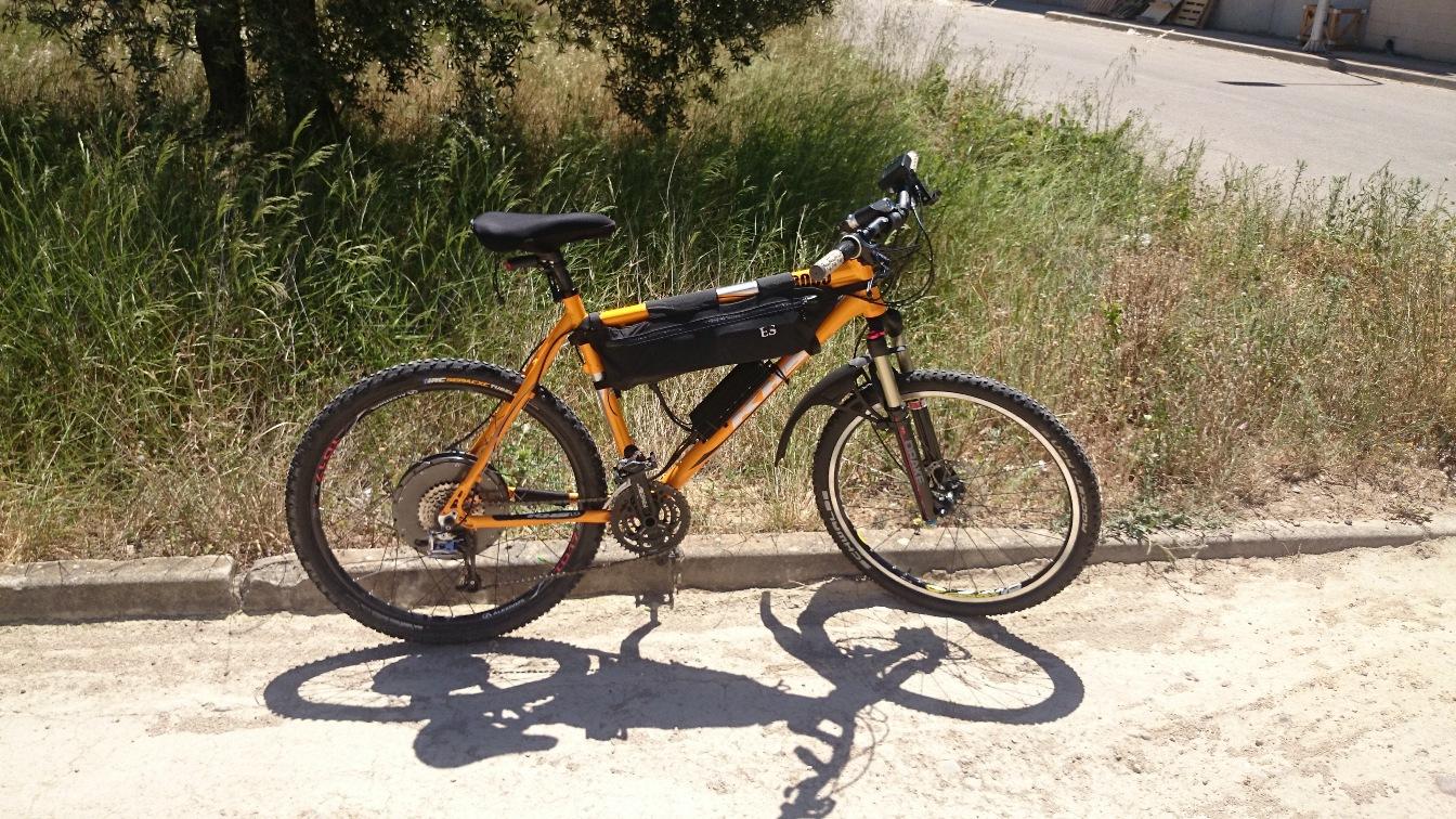 VENDO Bicicleta Electrica KHS Alite 3000 de 3,5Cv Wwcep1