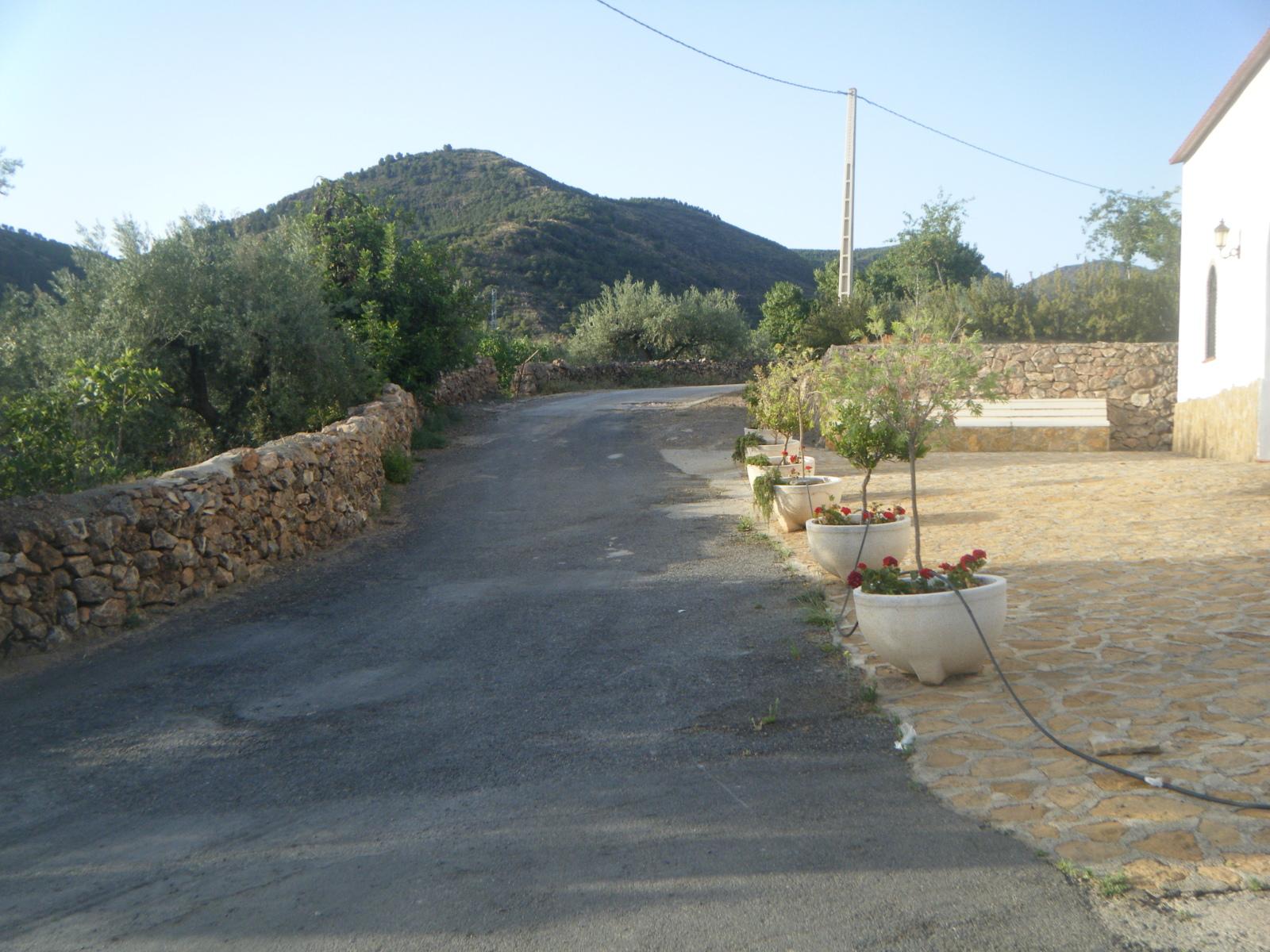 ¿ Mina Ora pró novis? Cerro Quintana, Canjáyar, Almeria, Andalucia, España X2nt4j