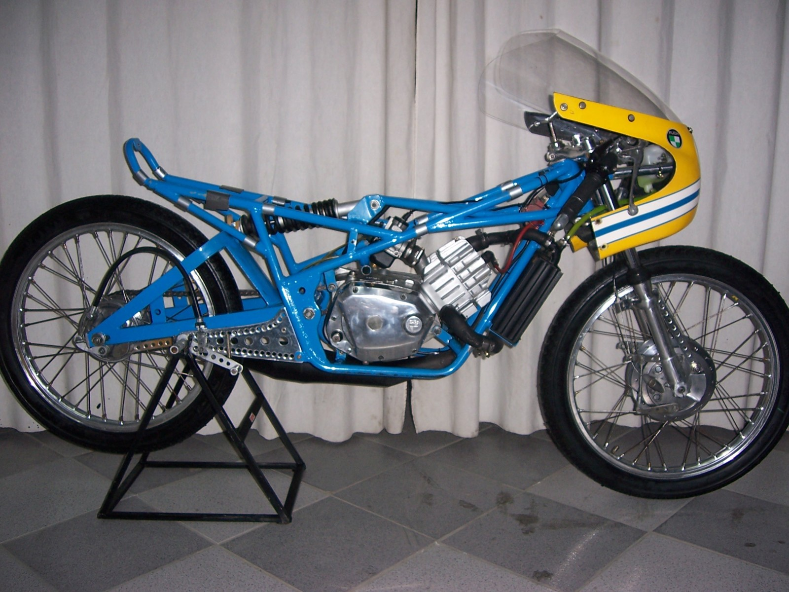 Puch Cobra - Prototipo Carreras Xm3dad