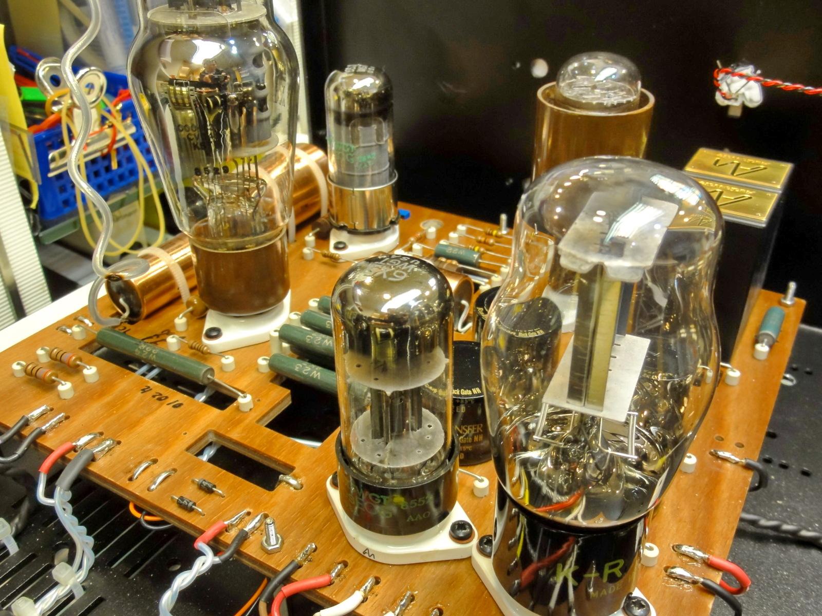 сильнее модели ламповых унч схемы фото удалось