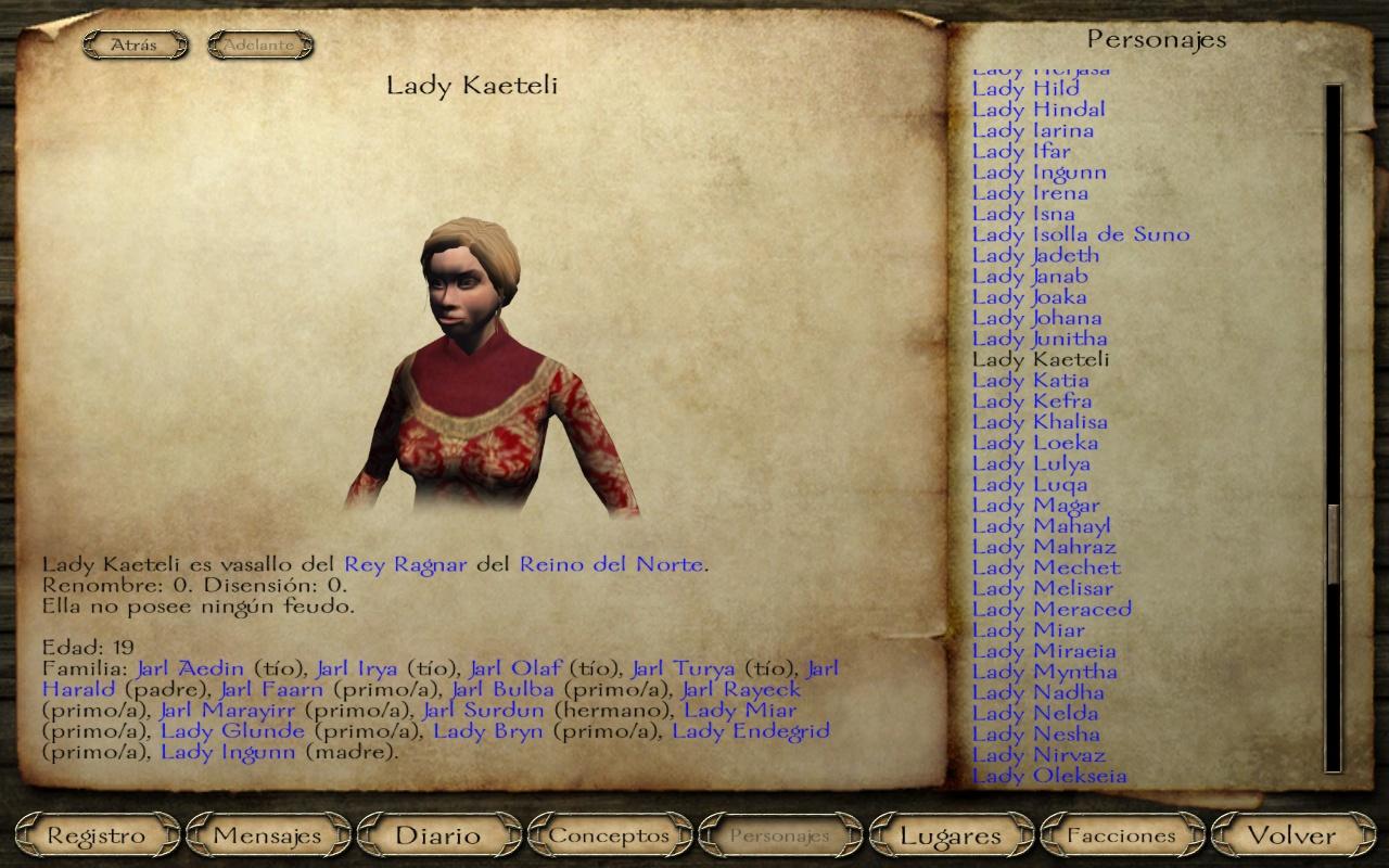 [WB] - Guía informativa de Familias y Ladys - ¿Cual es la mejor Lady? Ziruk7