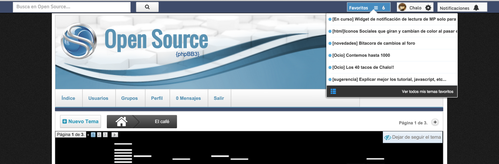 phpBB3 Open Source Zv945g