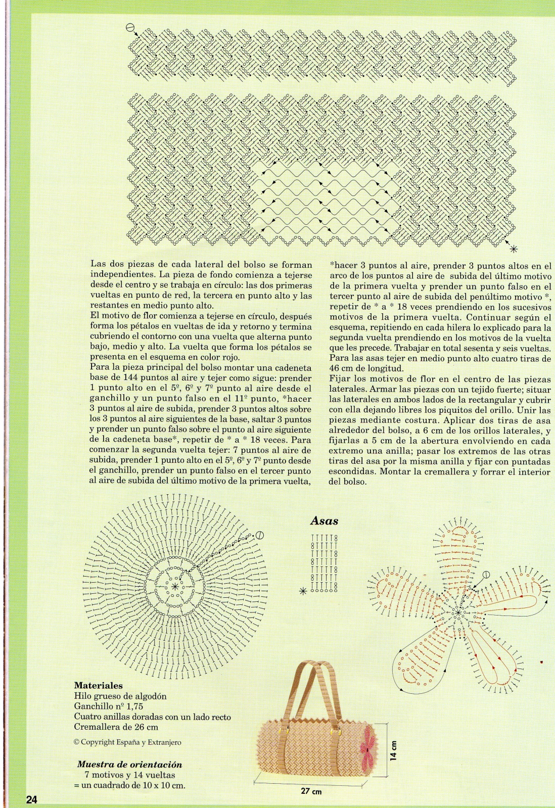 patrones - patrones de bolsos 104hhro