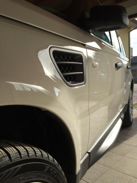 A&D detailing Range Rover Sport 105y8vn