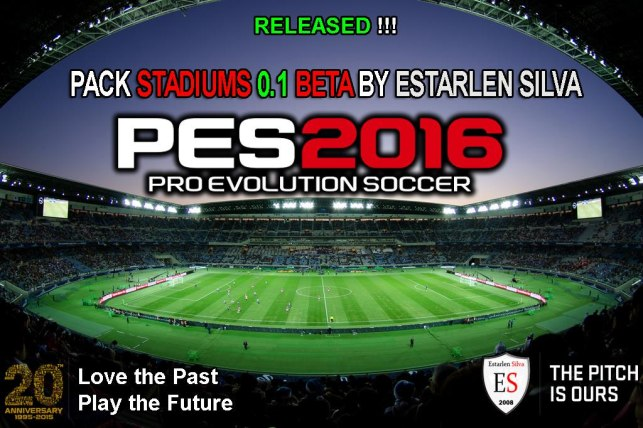 [PES2016] Pack Stadiums v0.1 BETA by Estarlen Silva 107rztu