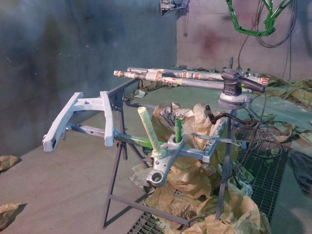 Mi nueva adquisición Rieju MR80 Verde 10nge94