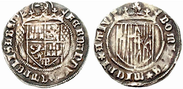 1 Real Juana y Carlos a nombre de los Reyes católicos. Toledo - Página 2 110fzhu