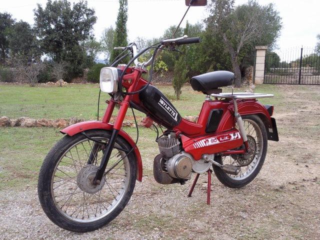 mis Bultaco Frontera 11tspoi