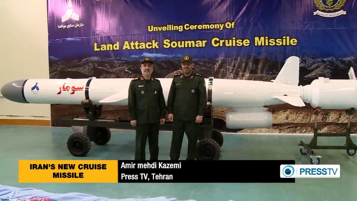 Iranian Long Range Cruise missiles 121sfg8