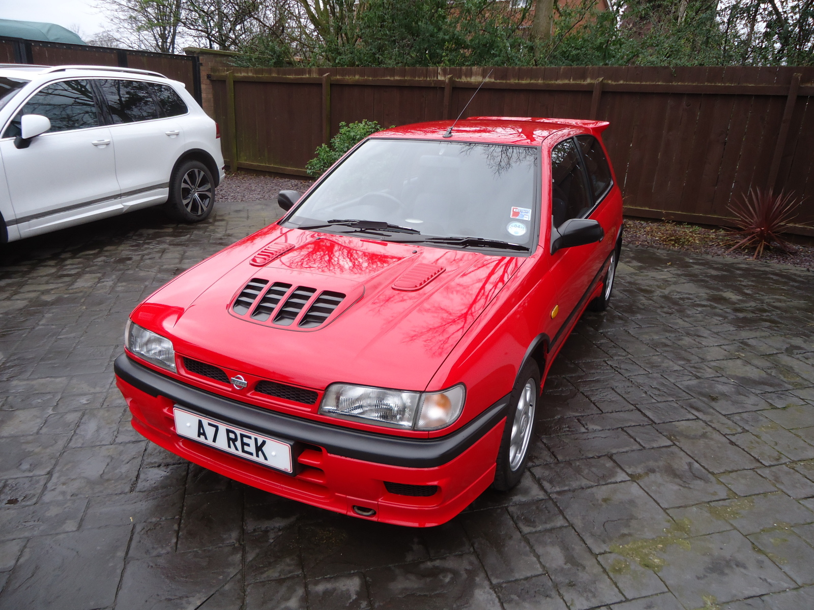 UK Spec Nissan Sunny GTI-R For Sale. 50,000 miles 1411jd2