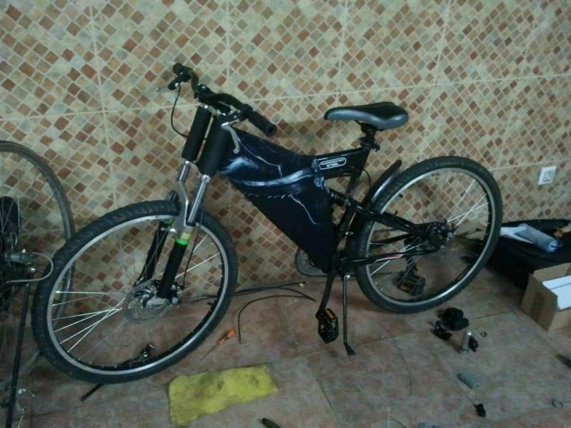 Presenta tu bici eléctrica 141o60