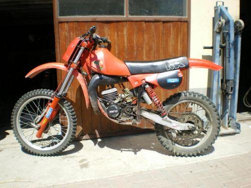 "Bultaco Pursang 125 ""Parabellum"" 14iiw49"