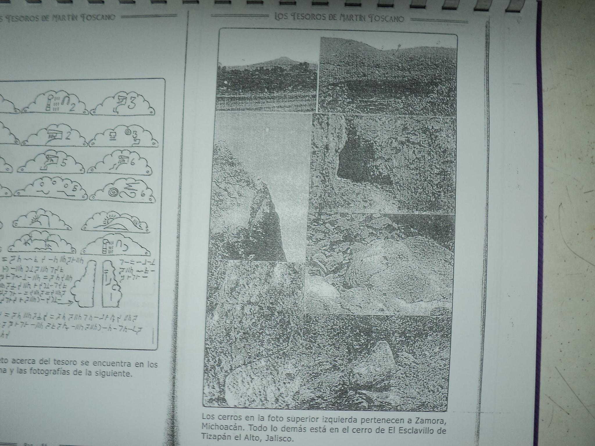 Encuentran cueva de Martin Toscano 14m97w0