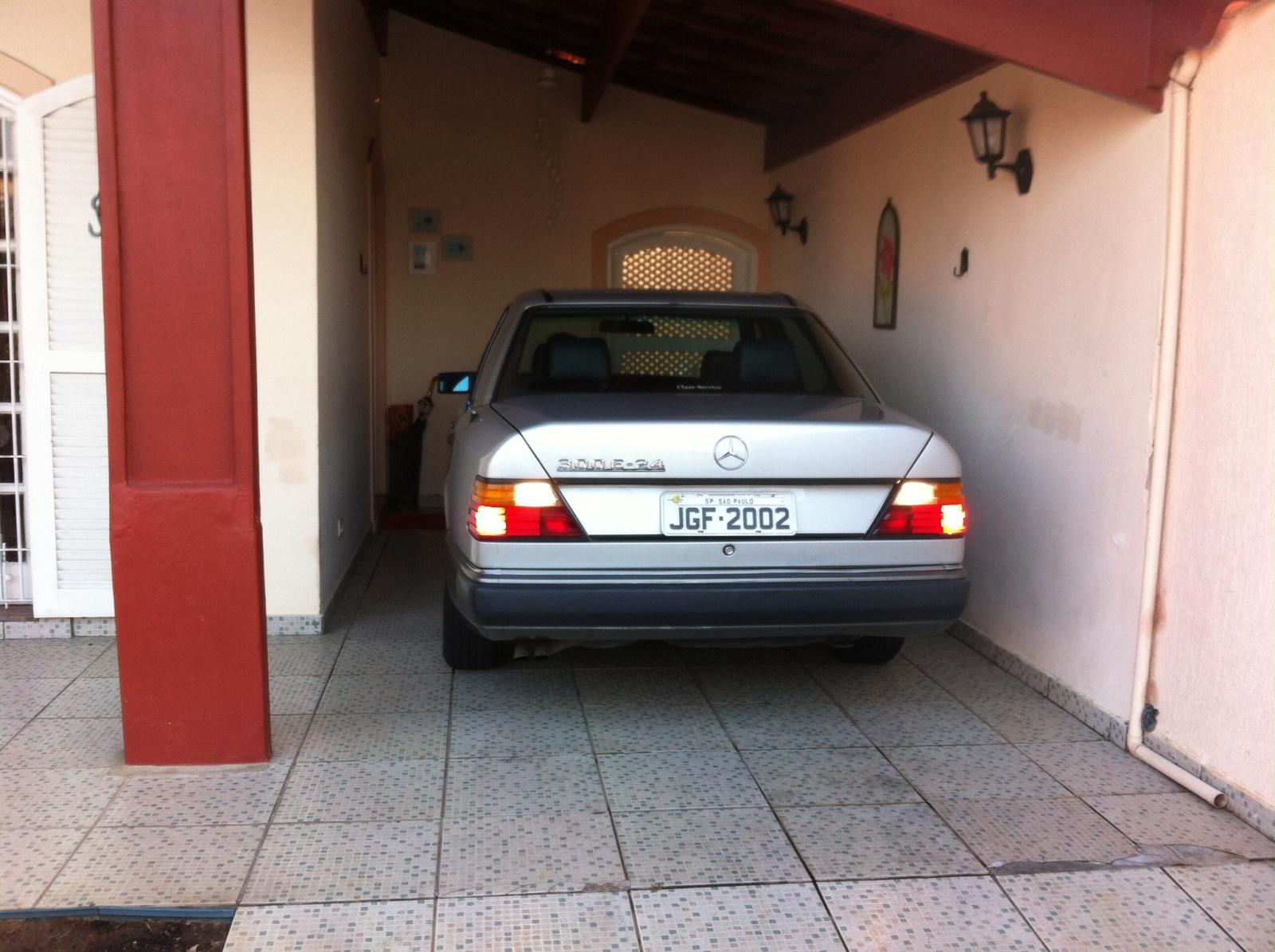 (VENDO): W124 - 300E 24V 1990 - R$30.000,00 14tx54w
