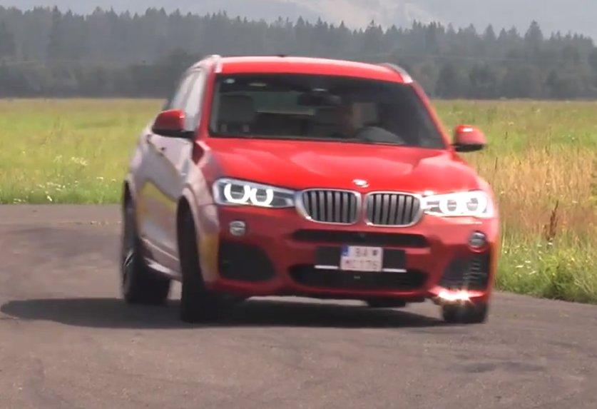 PRUEBA a FONDO: BMW X4 35i Pack M (VIDEO) 14wpoar