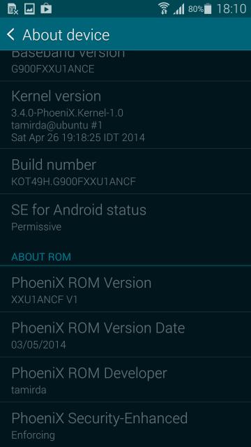 [ROM] [G900F] [XXU1BOC7] [12/04] PhoeniX ROM V6.3 [Big Aroma   Unique   Fast   Stabilní] 15d4c5d