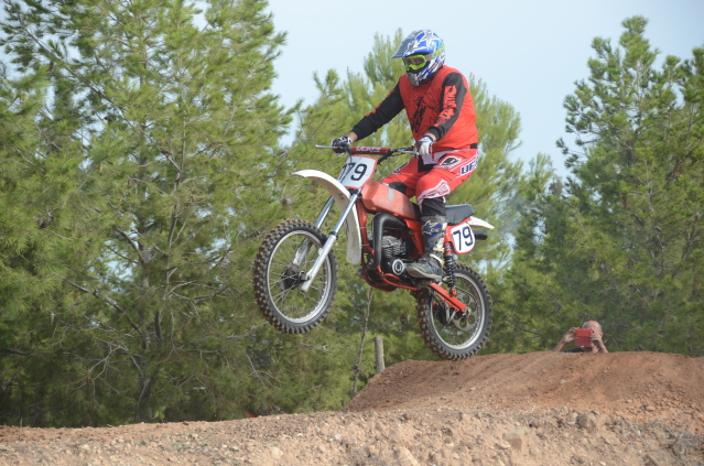 Quedada Motocross 50/80cc Elche 15jyvb