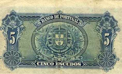 Portugal 5 escudos 1925 15wnuv4