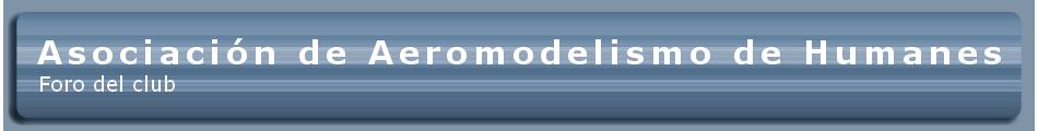 Asociación de Aeromodelismo de Humanes