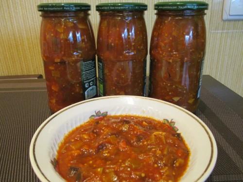 Лечо, соусы, салаты 16179k
