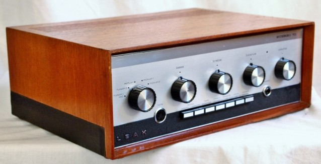 Leak Stereo 30, 30 Plus - Stereo 70 16h3dpt