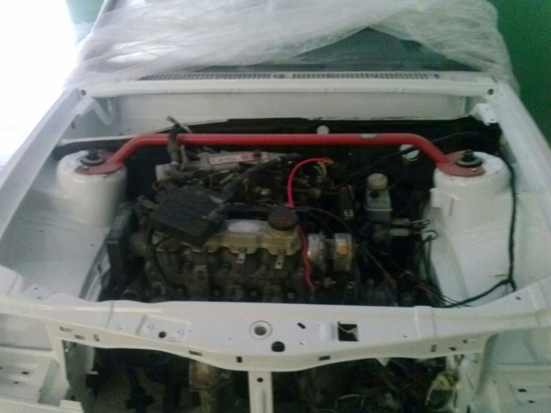 Opel Corsa A GSi MKII 1ht2kk