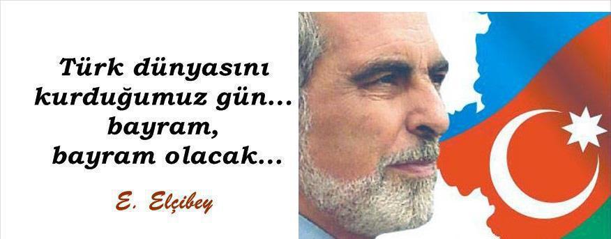 Türk dünyasını kurduğumuz gün bayram olacak 1khep